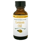 LORANN FLAVOR OIL (1OZ) - LEMON (NATURAL)