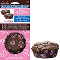 SIEGE CUPCAKE CREATIONS ROUNDS BROWN & PINK (32CT)